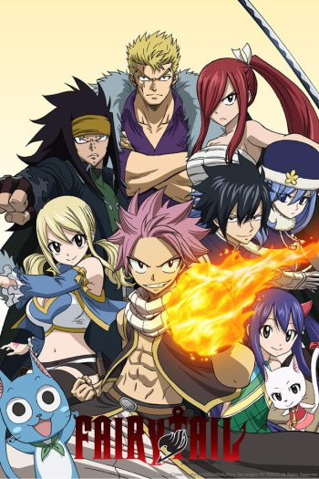 Fairy Tail (2018) Online