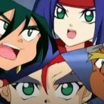 Beyblade V Force Dublado Episódio 11
