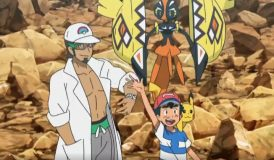 Pokémon Sun & Moon Episódio 144