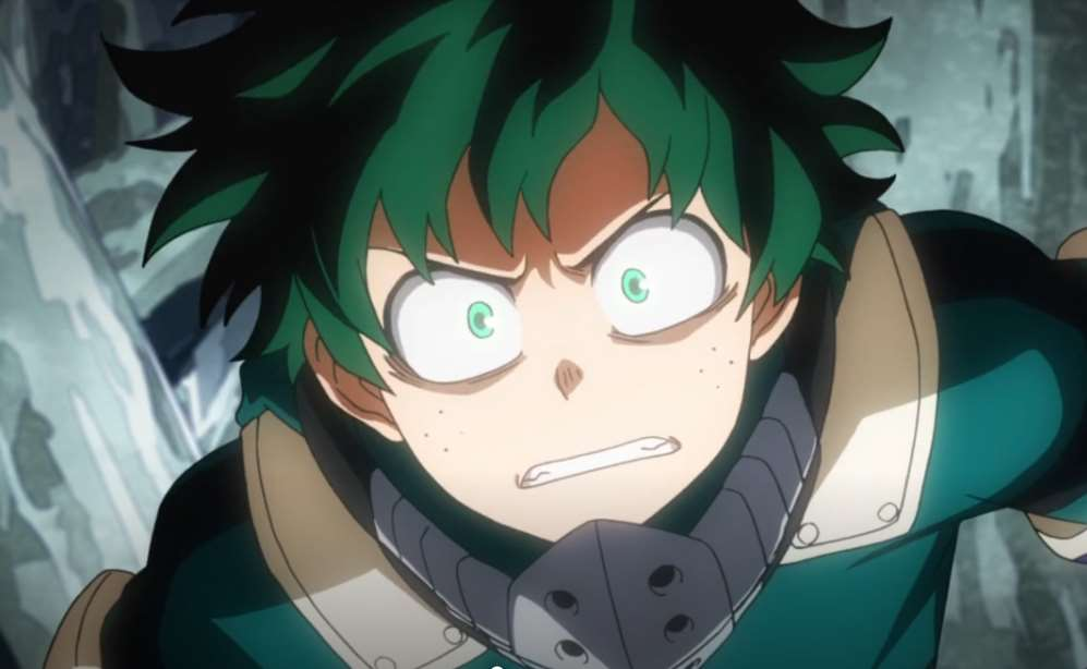 Boku no Hero Academia 4 Episódio 12