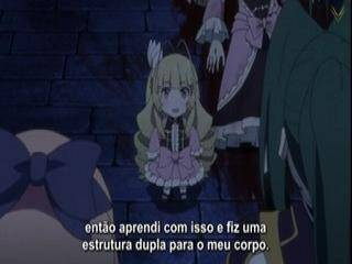 Hitsugi no Chaika Episódio 12