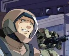 Zone of the Enders: Dolores Episódio 22