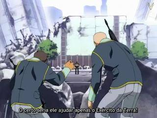 Zone of the Enders: Dolores Episódio 23