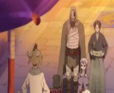 Somali To Mori No Kamisama Episódio 12