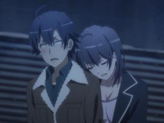 Yahari Ore No Seishun Love Comedy Wa Machigatteiru. Kan Episódio 02