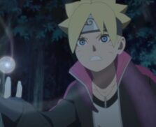Boruto: Naruto Next Generations Episódio 165